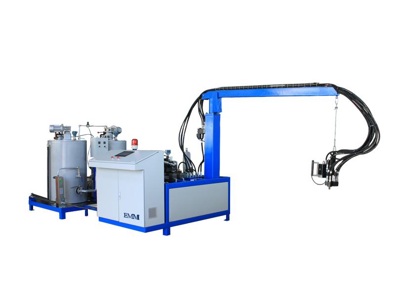 Mesin bertekanan tinggi poliuretan