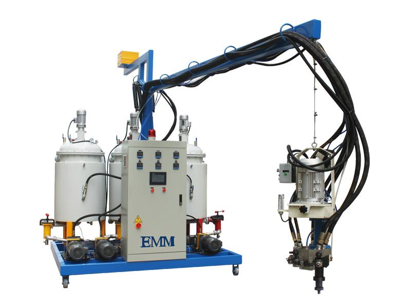 Mesin Busa Tekanan Rendah Polyurethane