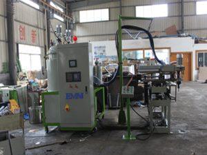 EMM083 Low pressure PU polyurethane insulation foam