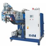pu mesin pengecoran elastomer untuk roda poliuretan