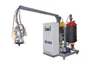 High Density Mesin PU Foam Tekanan Rendah