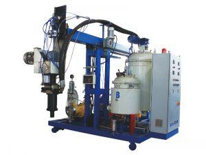 Low Pressure PU foam machine for rolling door