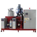 Cina menengah suhu poliuretan pu busa mesin pengecoran elastomer