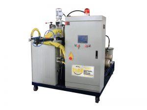elastomer poliuretan menuangkan mesin