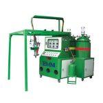 mesin busa poliuretan untuk penutup akhir filter
