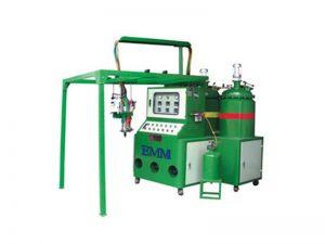 Mesin Polyurethane Foam untuk penutup ujung filter