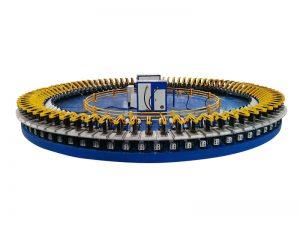 presisi tinggi hasil tinggi polyurethane berbusa peralatan cetakan lini produksi cetakan