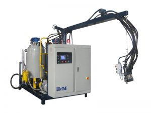 EMM078-A60-C tekanan tinggi busa poliuretan membuat mesin