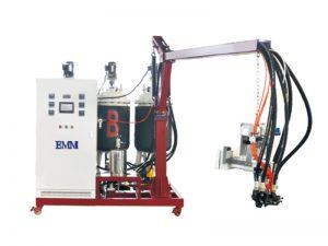 EMM083 Tekanan rendah PU busa poliuretan insulasi mesin injeksi untuk memori bantal pu sepatu dan bantalan kursi