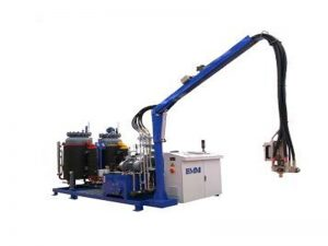 tekanan tinggi pu berbusa mesin, mesin foamimg polyurethane, pu busa membuat mesin