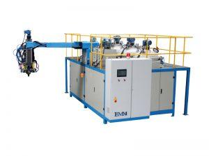 EMM095 seri mesin pengolah elastomer suhu menengah