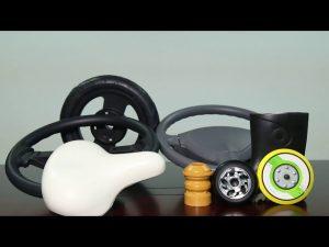 pu tekanan berbusa produk mesin