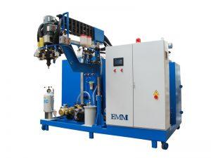elastomer tiga-komponen menuangkan mesin