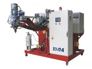 mesin pengecoran elastomer dua komponen